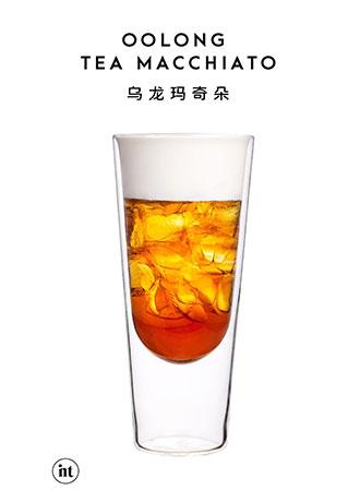 印茶奶茶,乌龙玛奇朵